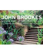 John Brookes - Garden and Landscape Designer - SIMMS, BARBARA