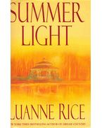 Summer Light - Rice, Luanne