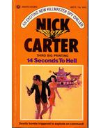 14 Seconds to Hell - Carter, Nick