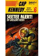 Cap Kennedy #6: Seetee Alert! - KERN, GREGORY