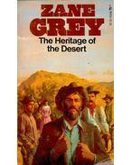The Heritage of the Desert - Zane Grey