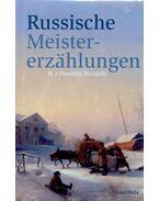 Russische Meistererzählungen. Von Puschkin bis Gorki - MARX, RUDOLF