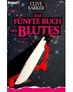 Das fünfte Buch des Blutes - Clive Barker