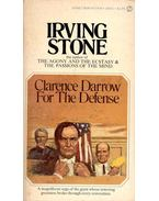 Clarence Darrow For the Defense - Stone, Irving
