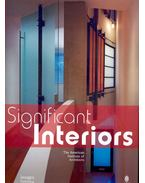 Significant Interiors - BRENNER, DIANA M. H.