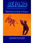 Beyond Phenomenology - Rethinking the Study of Religion - FLOOD, GAVIN