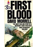 First Blood - Morrell, David