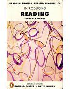 Introducing Reading - DAVIES, FLORENCE