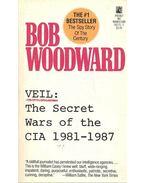 Veil: The Secret Wars of the CIA 1981-1987 - Woodward, Bob