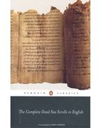The Complete Dead Sea Scrolls in English - Vermes Géza