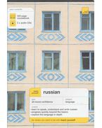Russian - Coursebook&double CD pack - WEST, DAPHNE