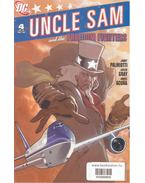 Uncle Sam and the Freedom Fighters - PALMIOTTI, JIMMY - GRAY, JUSTIN - ACUNA, DANIEL