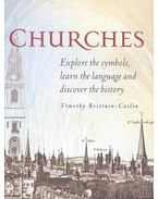 Churches: Explore the symbols, learn the language and discover the history - BRITTAIN-CATLIN, TIMOTHY