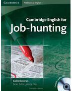 Cambridge English for Job-hunting - DOWNES, COLM