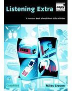 Listening Extra Book and Audio CD Pack: A Resource Book of Multi-Level Skills Activities - CRAVEN, MILES