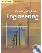 Cambridge English for Engineering - Student's Book with Audio CDs - IBBOTSON, MARK