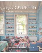 Simply Country / Comfortable Interiors for Country Living - BAUWENS, LIZ - CAMPBELL, ALEXANDRA