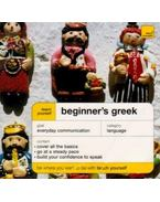 Teach Yourself Beginner's Greek Audio CD - MATSUKAS, ARISTARHOS