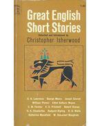 Great English Short Stories - Christopher Isherwood