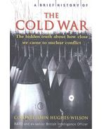 A Brief History of the Cold War - The Hidden Truth About How Close We Came to Nuclear Conflict - HUGHES-WILSON, JOHN