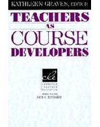 Teachers as Course Developers - GRAVES, KATHLEEN