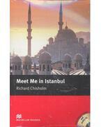 Meet Me in Istambul - CD - Level 5 - Intermediate - CHISHOLM, RICHARD