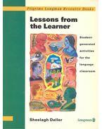 Lessons from the Learner - DELLER, SHEELAGH