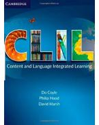CLIL: Content and Language Integrated Learning - COYLE, DO