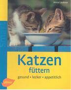 Katzen füttern - LAUKNER, ANNA