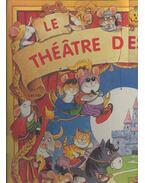 Le théâtre des souris - TAYLOR, LOUISE - STEVENSON, PETER