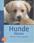 Hunde füttern / Einfach, lecker, gesund - LAUKNER, ANNA