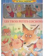Les trois petits cochons - STEVENSON, PETER