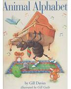 Animal Alphabet - DAVIES, GILL