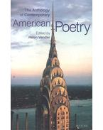 The Anthology of Contemporary American Poetry - VENDLER, HELEN