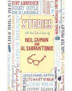 Stories - All New Tales - GAIMAN, NEIL - SARRANTONIO, AL