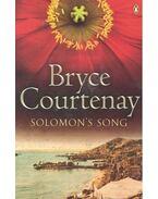 Solomon's Song - COURTENAY, BRYCE
