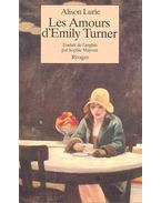 Les Amours d'Emily Turner - Lurie, Alison