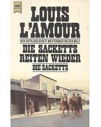 Die Sacketts reiten wieder - L'Amour, Louis