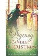 Regency Candlelit Christmas - JUSTISS, JULIA - BURROWS, ANNIE - BRISBIN, TERRI
