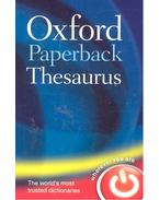 Oxford Paperback Thesaurus - WAITE, MAURICE