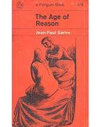 The Age of Reason - Sartre, Jean-Paul
