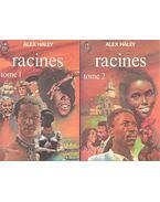 Racines I-II - Haley, Alex