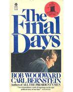 The Final Days - Woodward, Bob