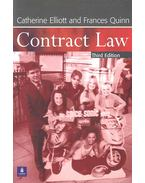 Contract Law - ELLIOTT, CATHERINE - QUINN, FRANCES