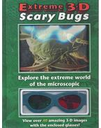 Extreme 3-D Scary Bugs - LEVINE, SHAR