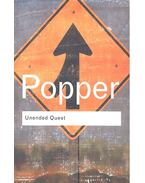 Unended Quest - POPPER, KARL