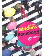 Sociology - Giddens, Anthony