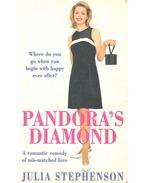 Pandora's Diamond - STEPHENSON, JULIA