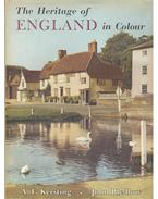 The Heritage of England in Colour - KERSTING, A. F.