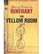 The Yellow Room - RINEHART, MARY ROBERTS
